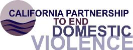 California Partnership to End Domesic Violence