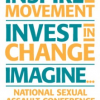 Thumbnail image for Registration open for National Sexual Assault Conference