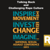 Thumbnail image for Talking back and challenging rape culture