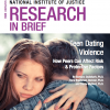 Thumbnail image for NIJ research: peer groups' influence on teen dating violence