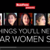 Thumbnail image for 5 Things You'll Never Hear Women Say