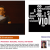 Thumbnail image for Reframing Sexual Violence Prevention: Sexuality, Trauma, and Gender