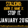 Thumbnail image for Stalking: Know it. Name it. STOP IT!