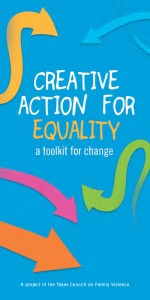 Creative Action for Equality: A Toolkit for Change cover