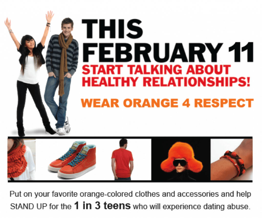 Wear Orange for Respect