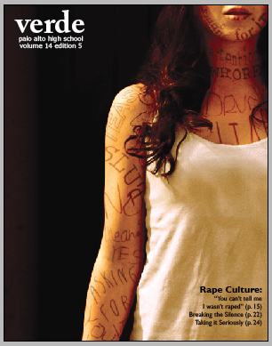 Verde Issue on Rape Culture
