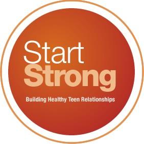 Start Strong Logo