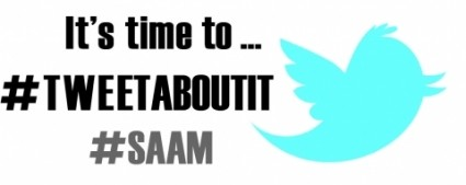 It's Time to #TweetAboutIt