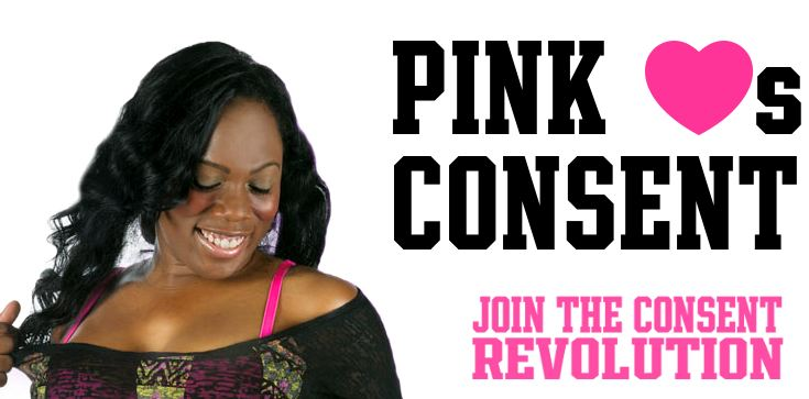 pink loves consent