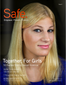 Cover of Safe - Issue 1