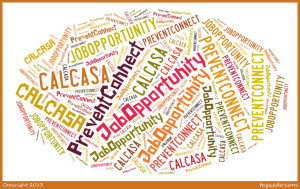 Jobopportunity at CALCASA and PreventConnect