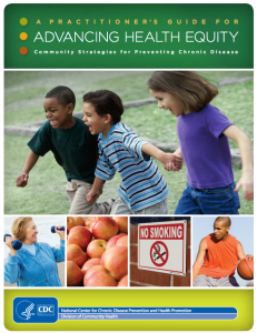 Cover of Health Equity Guide