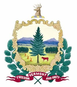 VT state seal