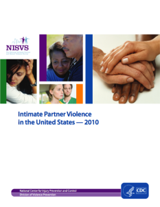 Cover of CDC IPV report