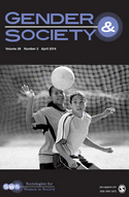 Gender & Society cover