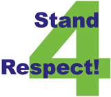 Stand for Respect Campaign logo