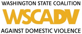 Washington State Coalition Against Domestic Violence logo