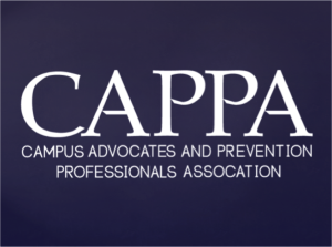CAPPA logo - The Campus Advocates and Prevention Professionals Association