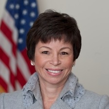 Valerie Jarrett portrait