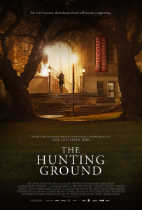 The Hunting Ground documentary poster