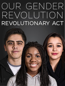 Three youth and revolutionary act text