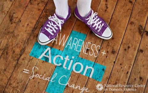Thumbnail image for 30-years of Domestic Violence Awareness Month