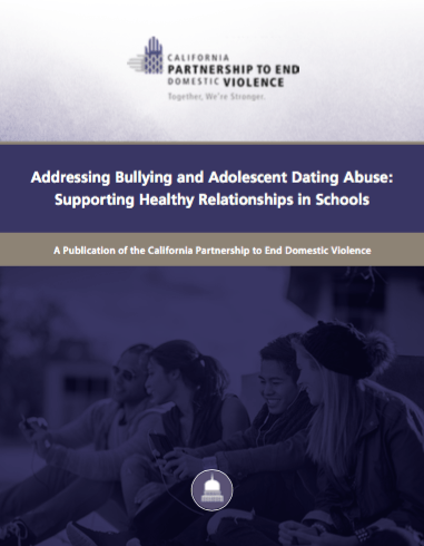 Dating violence school policy texas