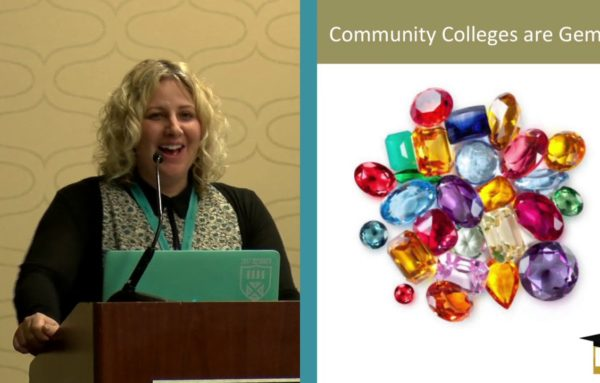 Community Colleges: Opportunities for Sexual Violence Prevention