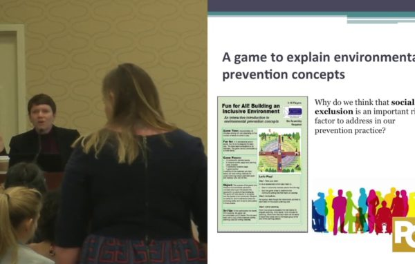 Unpacking the Prevention Toybox