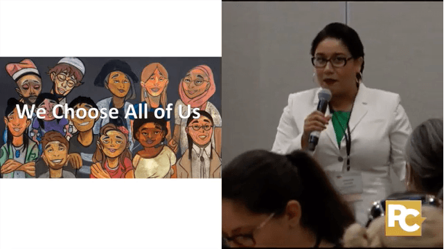 2018 National Sexual Assault Conference: We Choose All of Us: A (r)evolution for humanity