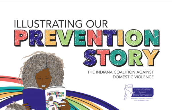 Coloring Pages and Community-Level Prevention from Indiana