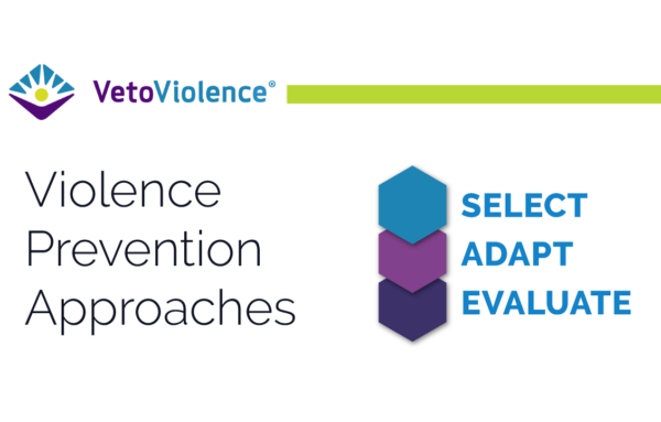 Introducing the New VetoViolence Tool: Using Essential Elements to Select, Adapt, and Evaluate Violence Prevention Approaches