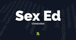 Sex Ed Standards