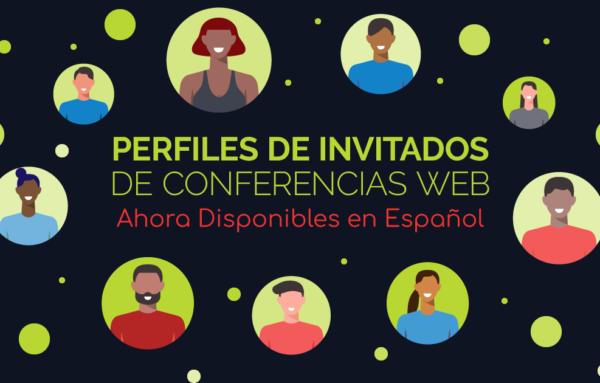PreventConnect Conferencia Web Perfiles de Invitados Ahora Disponible en Español