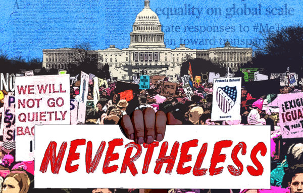"Using ""Nevertheless"" Documentary as a Prevention Education Tool for Sexual Harassment"