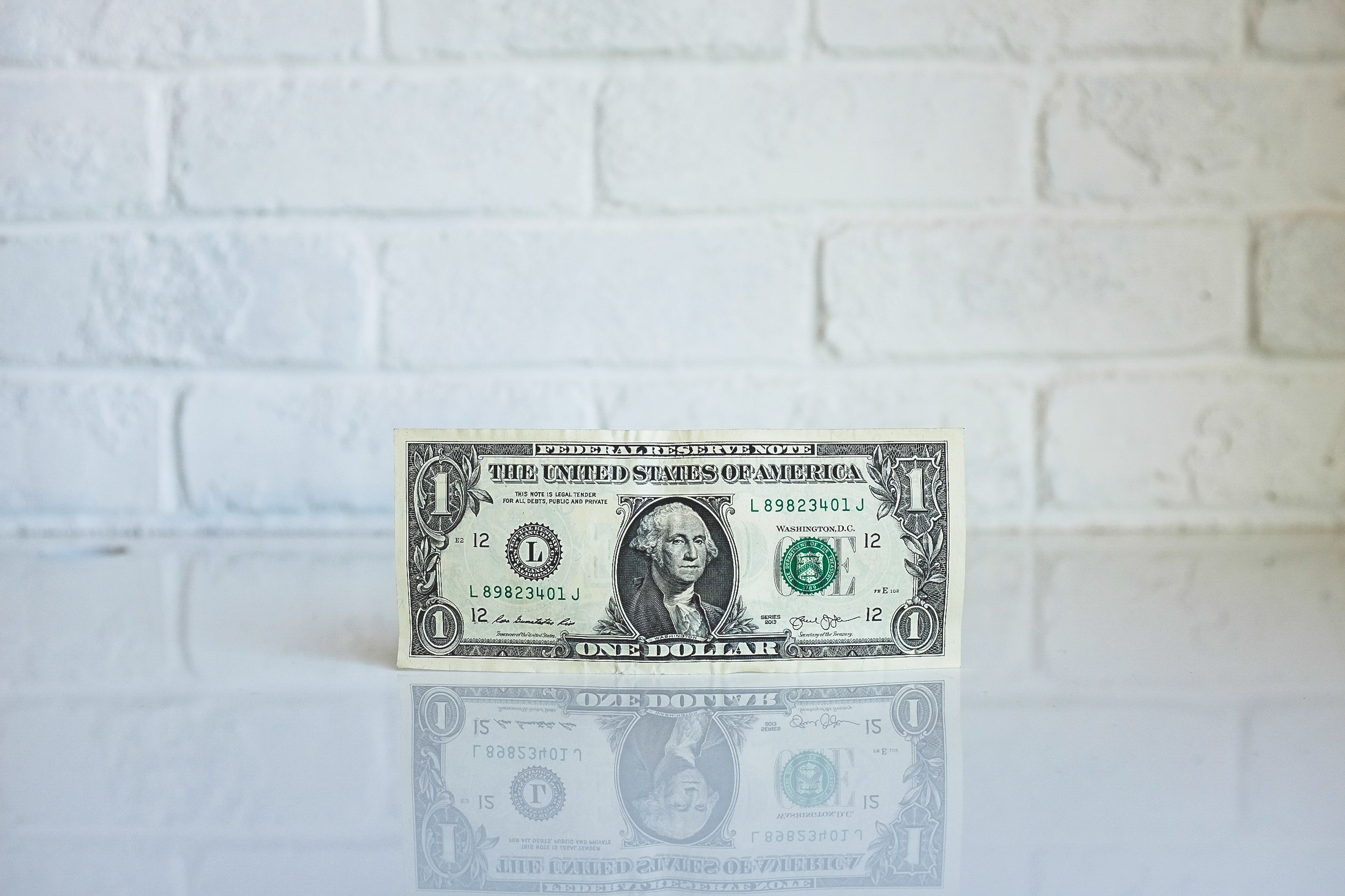 Image of a U.S. dollar bill