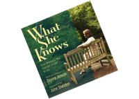 What She Knows graphic