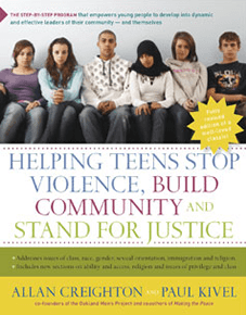 Helping Teen Stop Violence cover