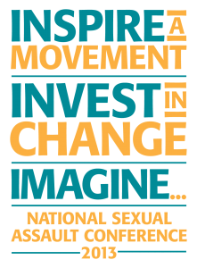 NSAC logo: Inspire a Movement, Invest in Change, Imagine...