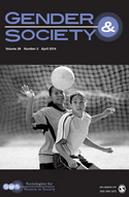 Gender & Society cover