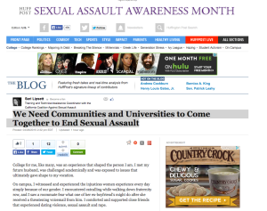 Screen shot of the article.