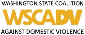 Washington State Coalition Against Domestic Violence logo
