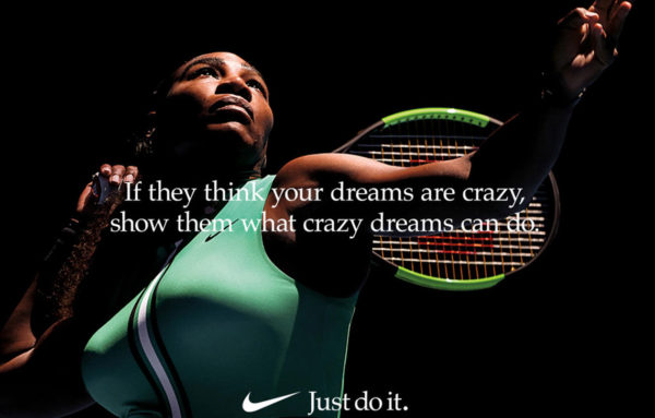 Reclaiming Crazy: Women Athletes in Nike's Ad