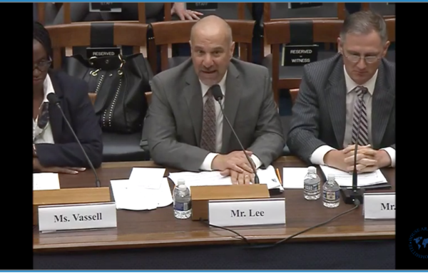 Promoting Prevention at the House Armed Services Committee