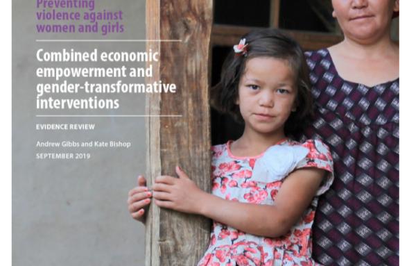 Gender, Income, and Intimate Partner Violence Prevention