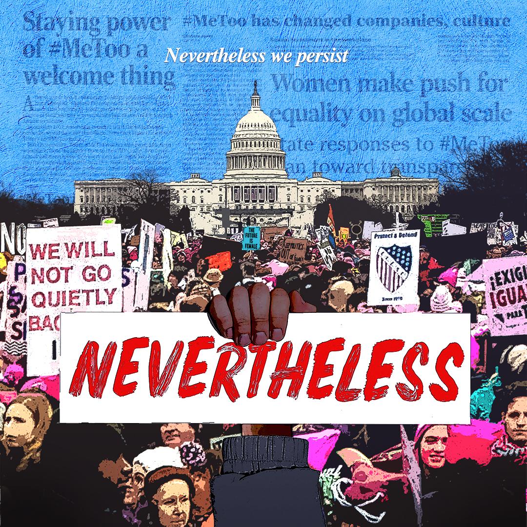 "Poster for film ""Nevertheless"""